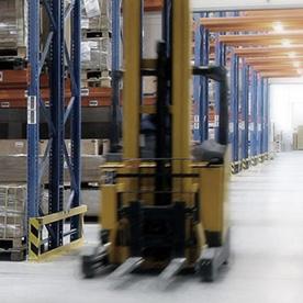 Warehouse - Asset Global Transport